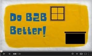 Animated company intro video