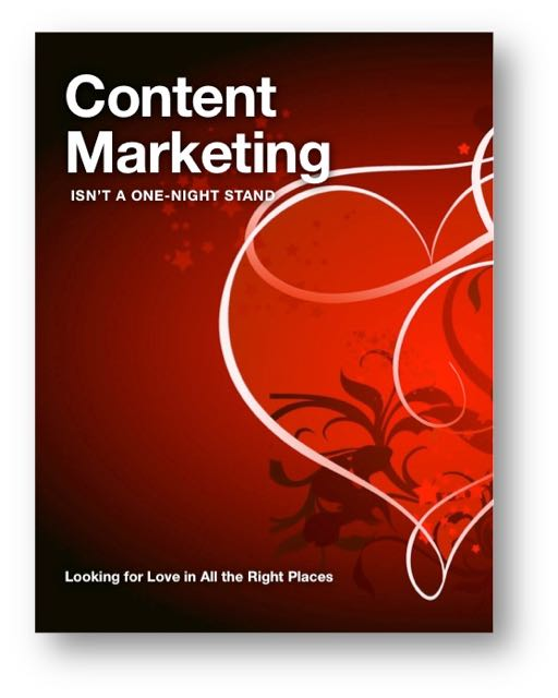 Love, Relationships and Content Marketing